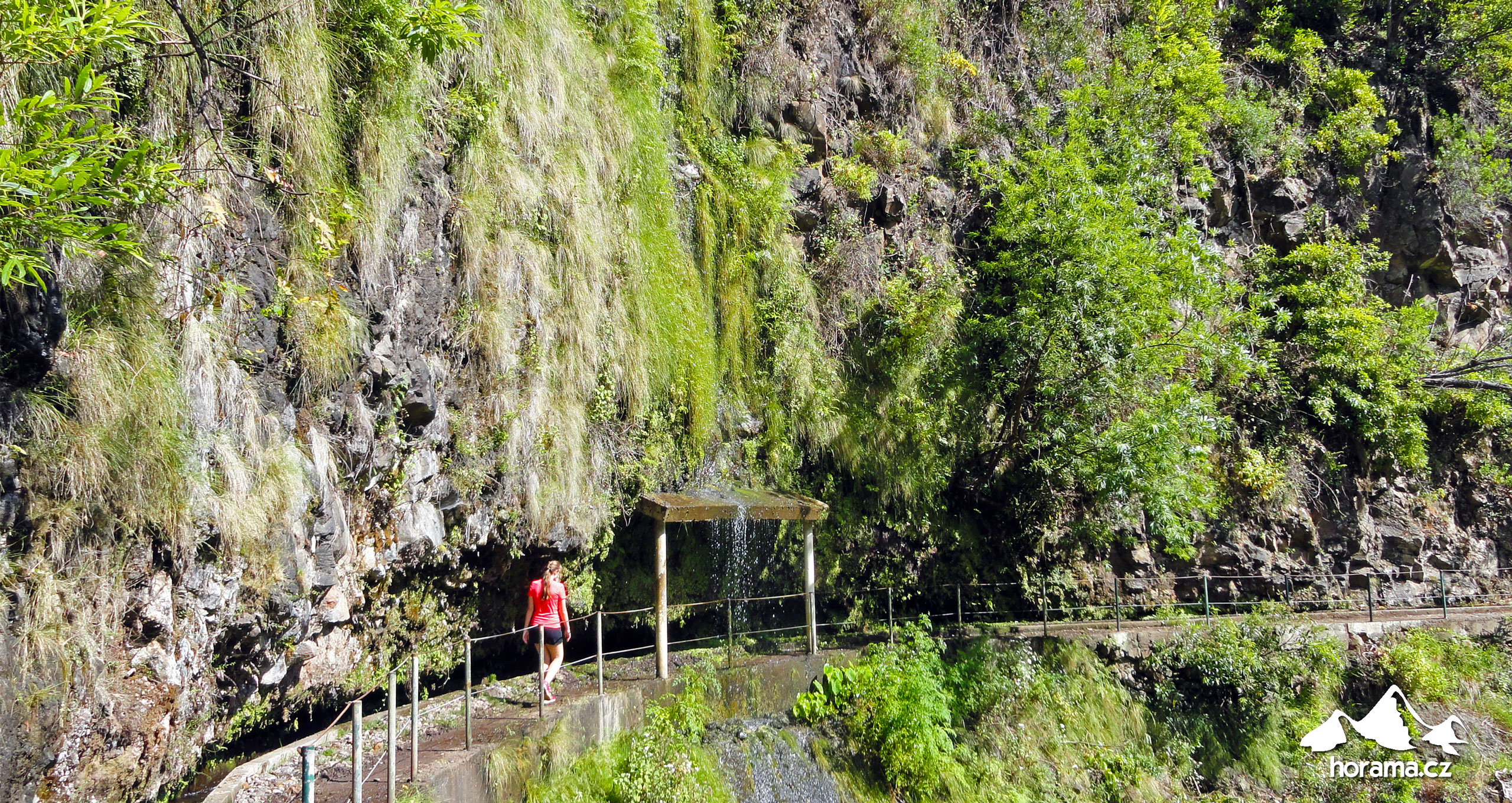 Levada Do Moinho Ponta Do Sol Madeira