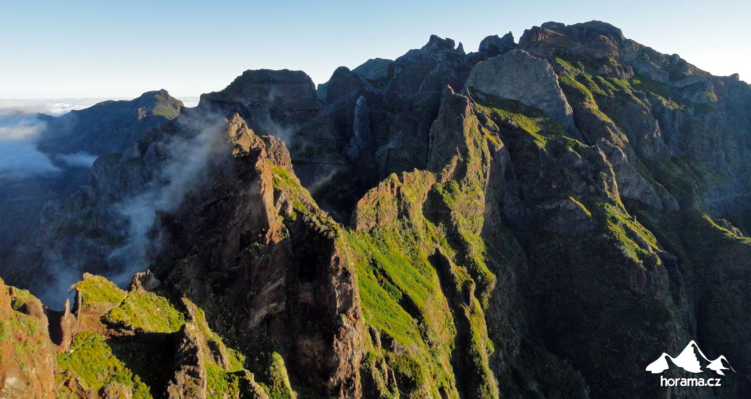 Pico Das Torres Madeira