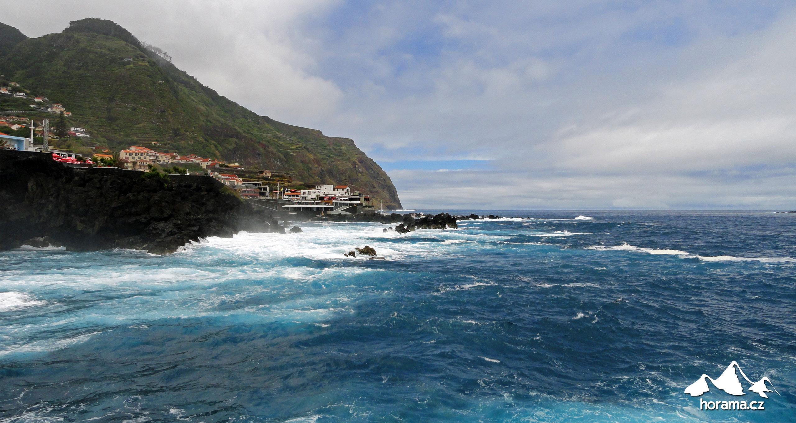Porto Moniz Madeira