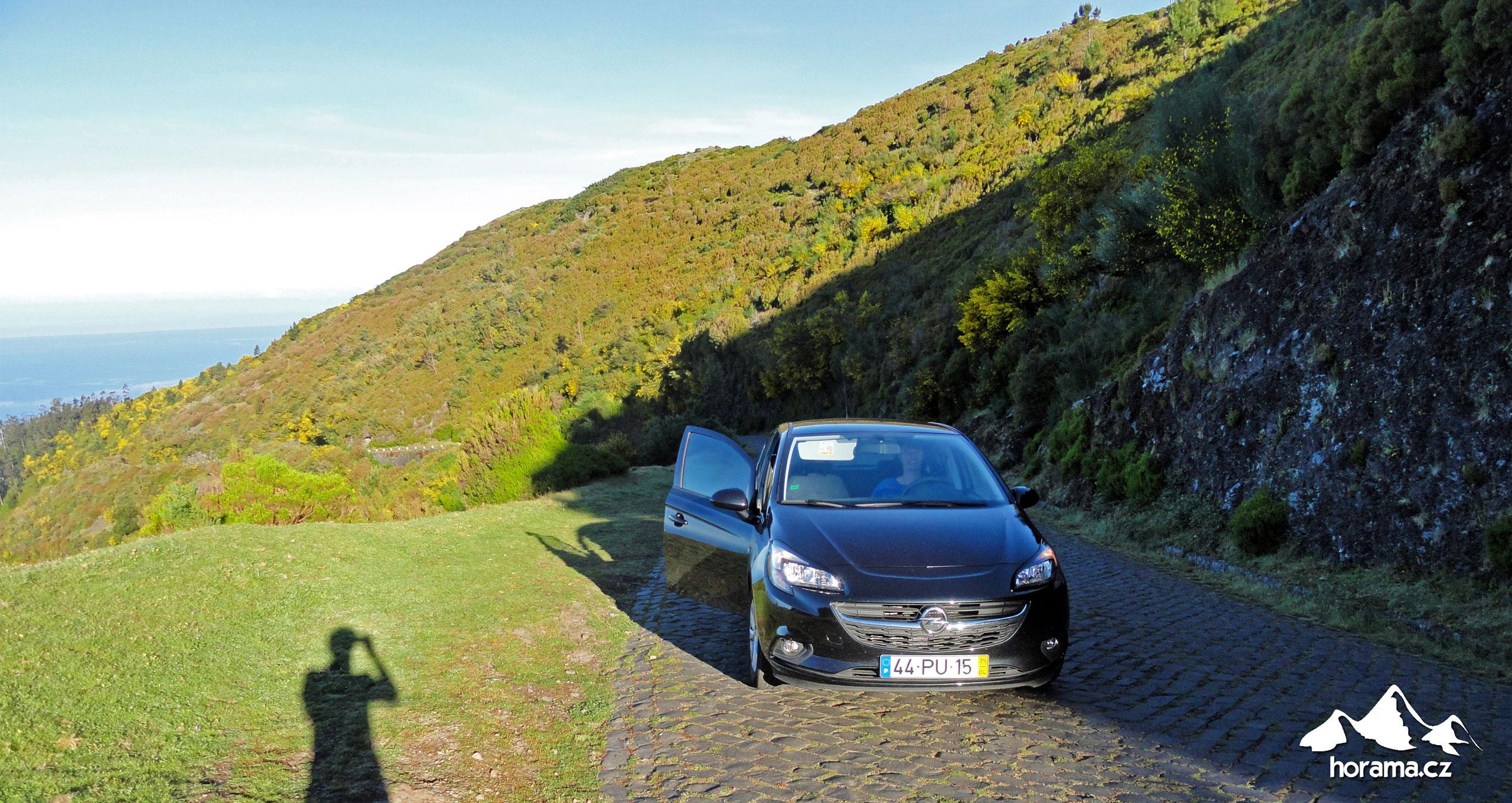 Madeira půjčení auta