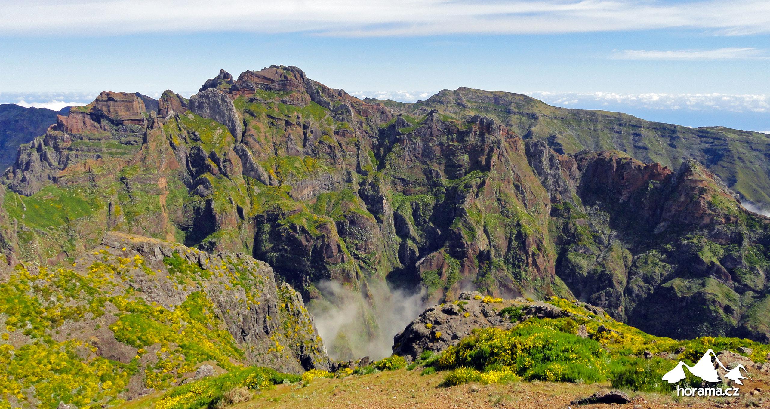 Madeira Pico Ruivo