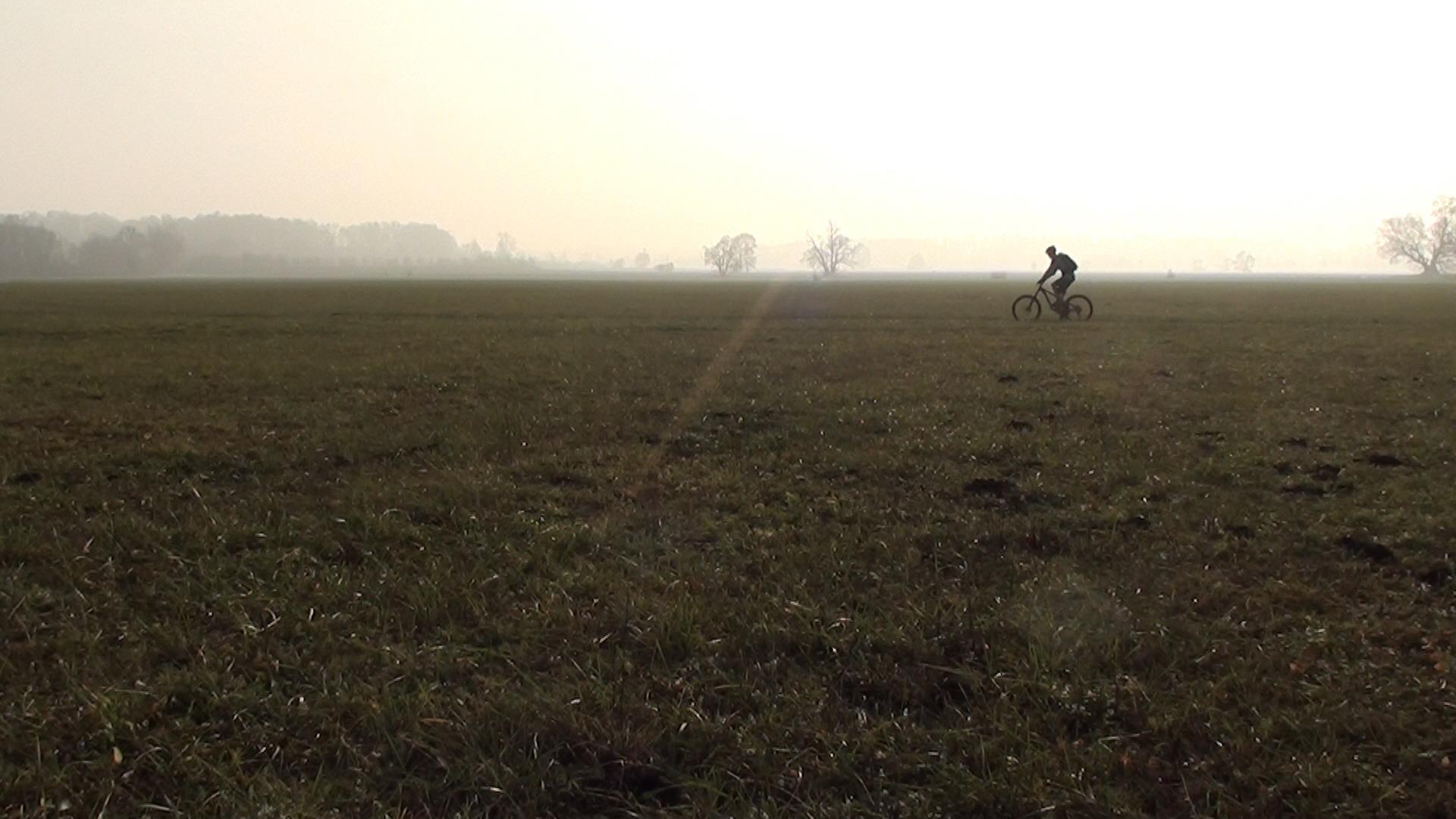 Podzimní pohoda na kole v Poodří
