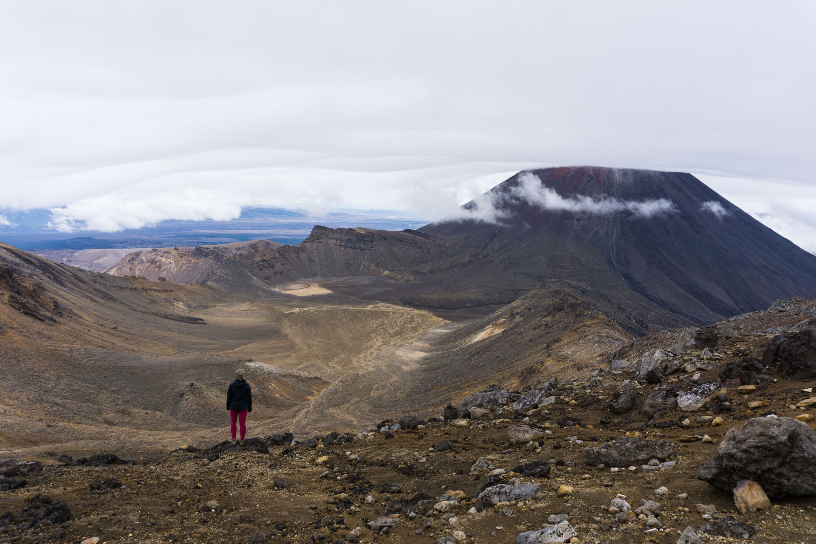 V srdci Mordoru aneb výstup na Mount Tongariro