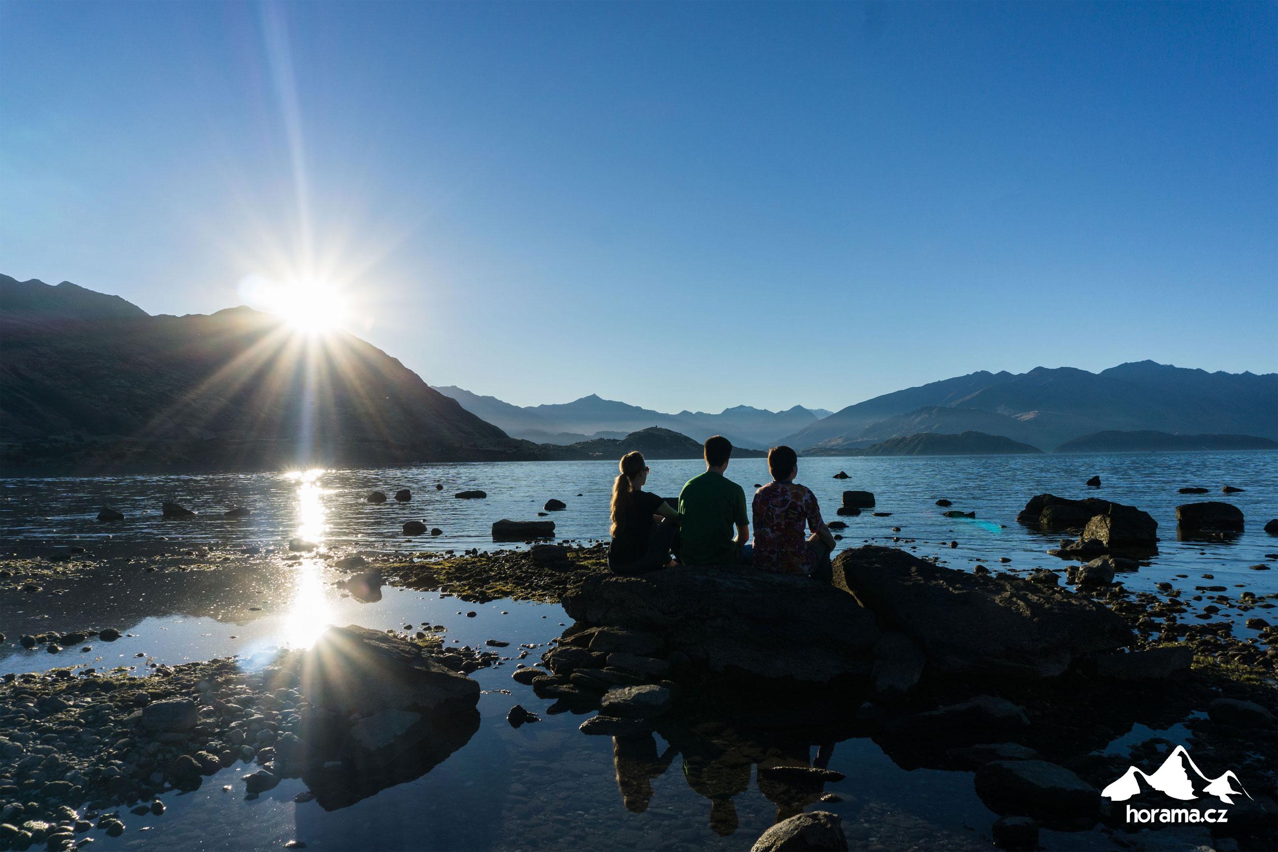 Naše novozéladská zkušenost