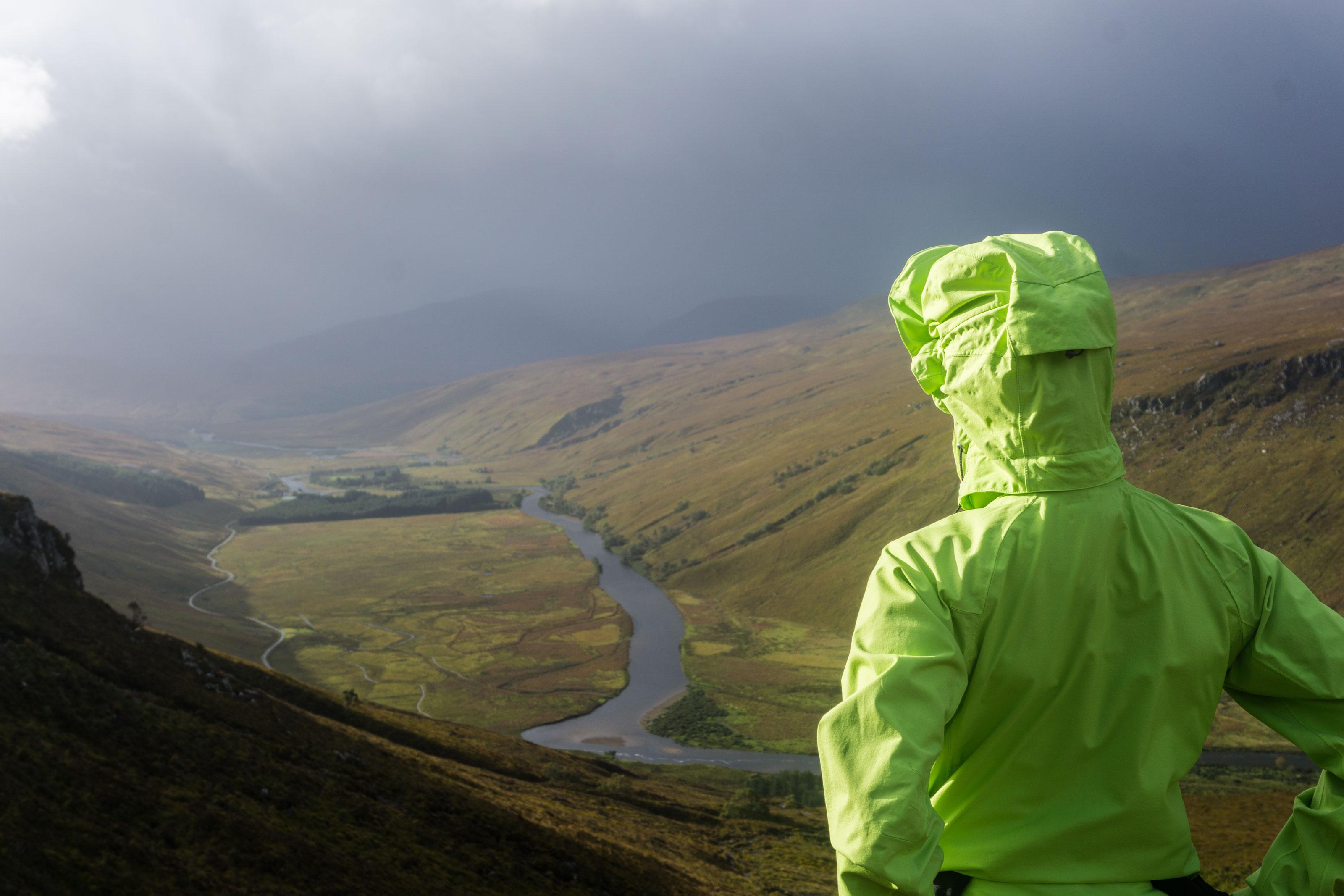 Pustými pláněmi severního Skotska k Ben Hope