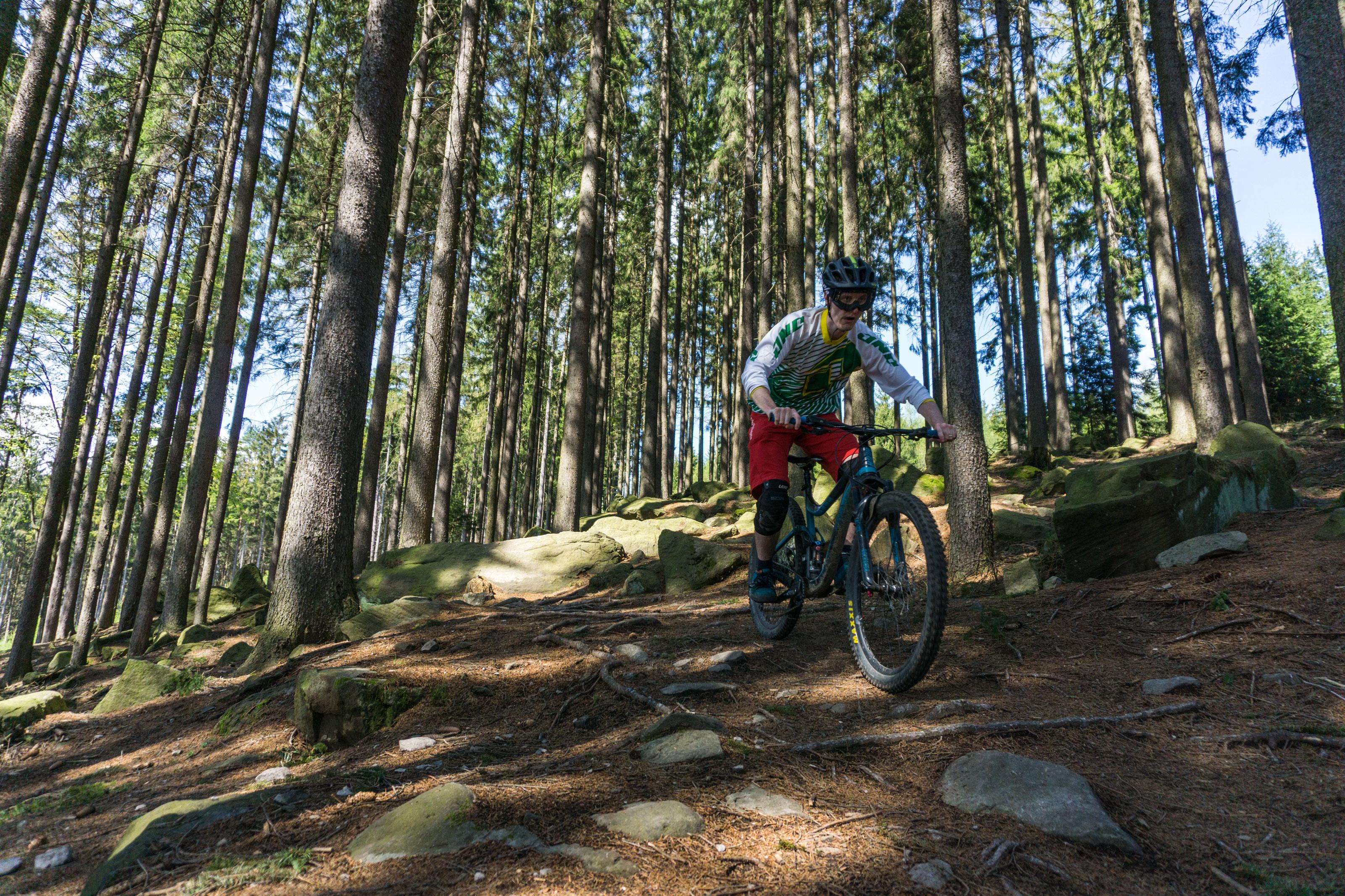 Trutnov Trails aneb nej traily v České republice?