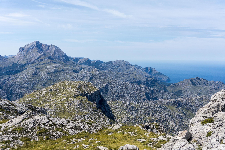 Mallorský Puig Roig aneb tam kam stezka (ne)vede
