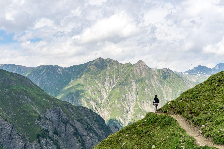 Královstvím svišťů na švýcarský Muttler v Samnaunských Alpách