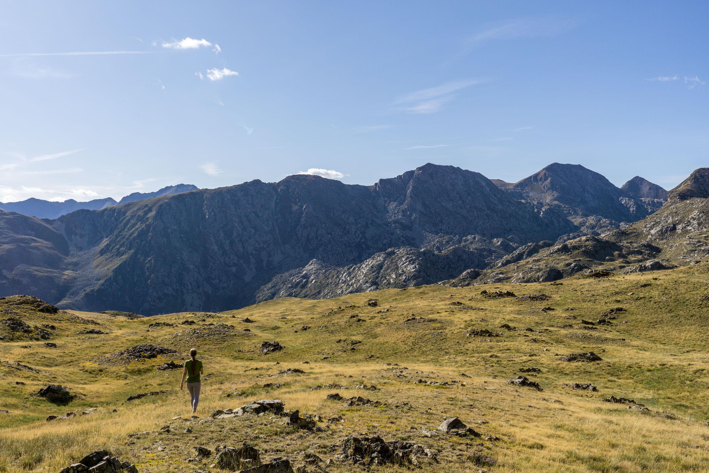 Travnatými pláněmi i sopečnou sutí na pyrenejské Montorroio