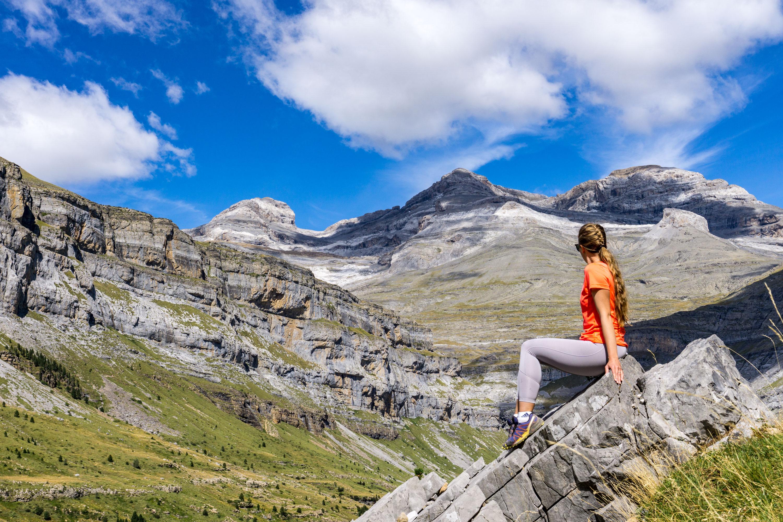Okružní výlet pyrenejským kaňonem Ordesa po stezce Faja de Pelay