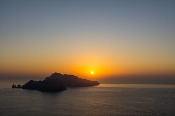 Krásy a hrůzy italského pobřeží Amalfi