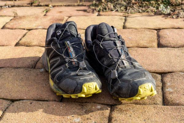Salomon Speedcross 4: ideální boty na české hory