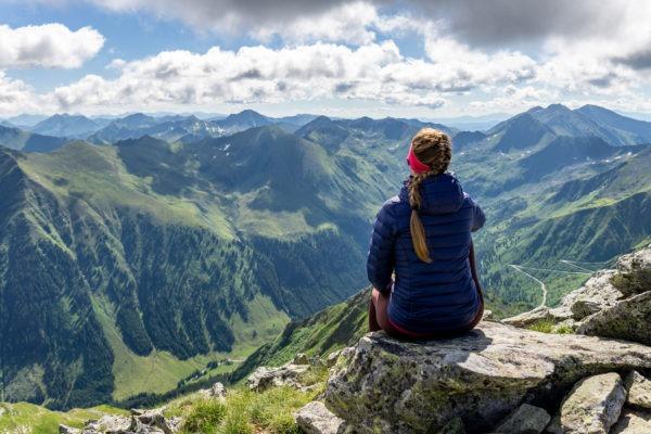Túra na Deneck, vyhlídkový vrchol v srdci Nízkých Taur